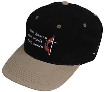 Picture of Cap Igniting Ministry Black/Khaki