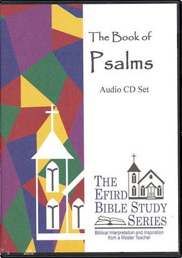 Efird Bible Study Series- Psalms CD Set