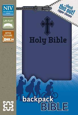 Backpack Zipper Bible-NIV
