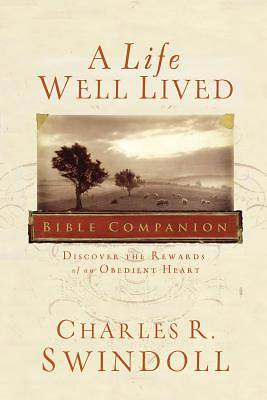 Picture of A Life Well Lived Bible Companion