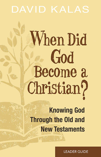 Picture of When Did God Become a Christian? Leader Guide - eBook [ePub]