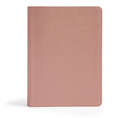 Picture of CSB She Reads Truth Bible, Mauve/Rose Leathertouch