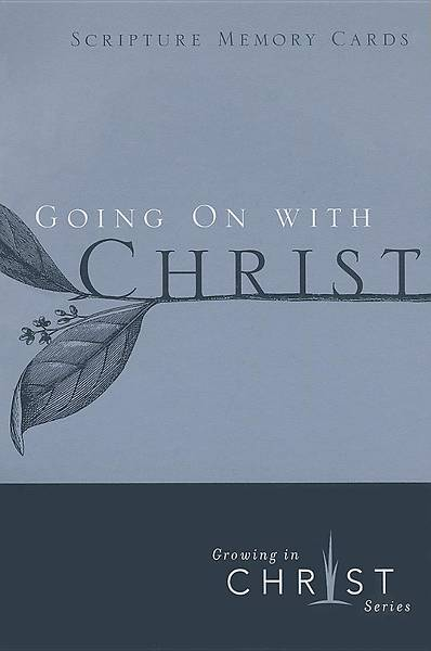 Picture of Going on with Christ