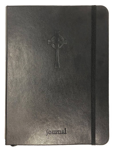The Essential Journal Collection Celtic Cross (Black)