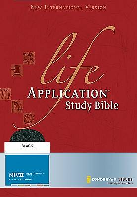 Bible NIV Life Application Study