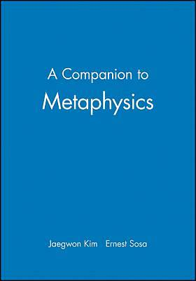 Picture of A Companion to Metaohysics