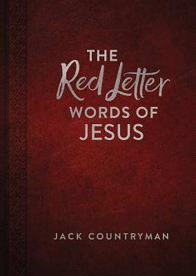 The Red Letter Words of Jesus