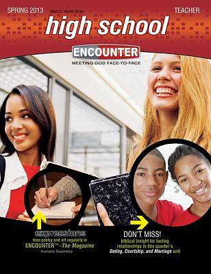 Encounter High School Teacher Book Spring 2013
