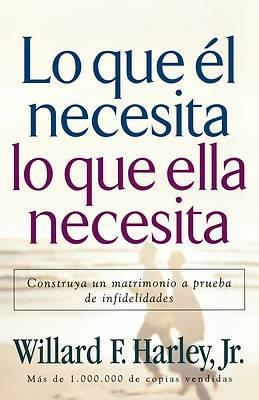 Picture of Lo Que el Necesita, Lo Que Ella Necesita