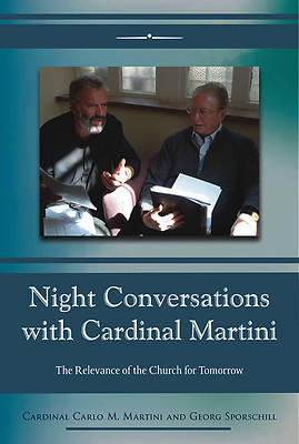Picture of Night Conversations with Cardinal Martini