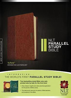 New Living Translation Parallel Study Bible
