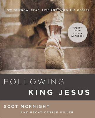 Picture of Following King Jesus Workbook