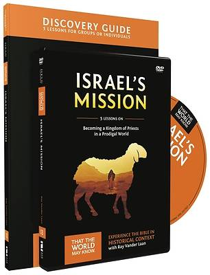Israels Mission Discovery Guide with DVD
