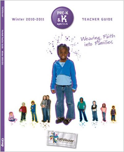 Picture of FaithWeaver Pre-K & K Teacher Guide