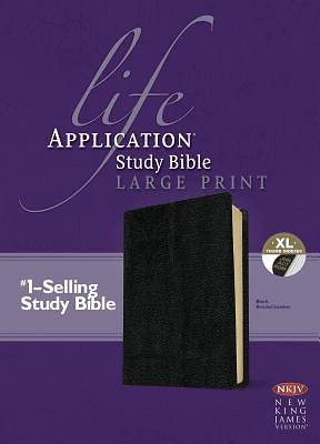 Life Application Study Bible NKJV