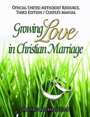 Growing Love in Christian Marriage Third Edition - Couples Manual - eBook [ePub]