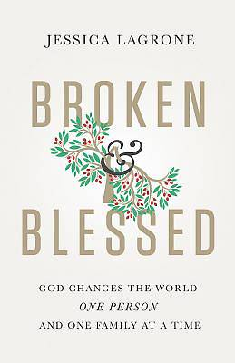 Picture of Broken & Blessed - eBook [ePub]