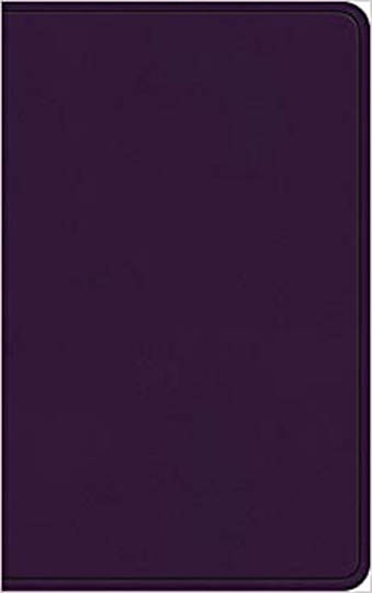 Picture of ESV Vest Pocket New Testament with Psalms and Proverbs (Trutone, Lavender)