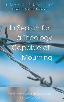 In Search for a Theology Capable of Mourning