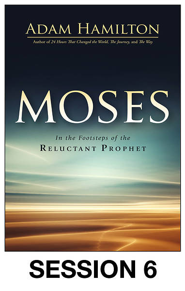 Picture of Moses - Streaming Video Session 6