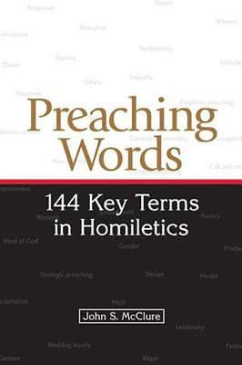 Preaching Words [ePub Ebook]
