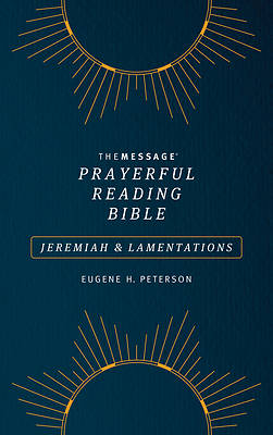 Picture of The Message Prayerful Reading Bible