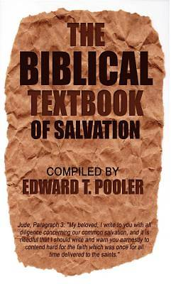 Picture of The Biblical Textbook of Salvation