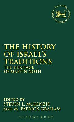 Picture of The History of Israel's Traditions