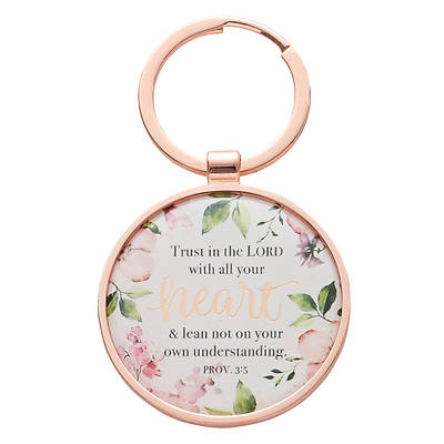 Keyring Trust in the Lord - Proverbs 3:5