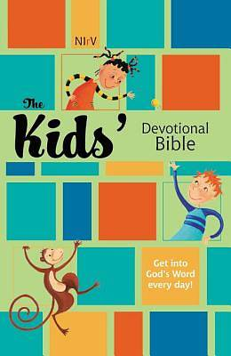The Kids Devotional Bible - NIrV