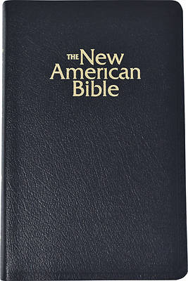 Deluxe Catholic Gift Bible-Nab