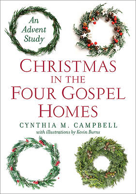 Picture of Christmas in the Four Gospel Homes