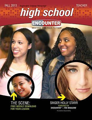 Standard Encounter High School Teacher Book Fall 2013