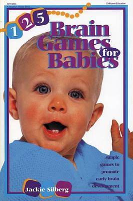 Picture of 125 Brain Games for Babies