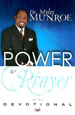 Daily Power & Prayer Devotional