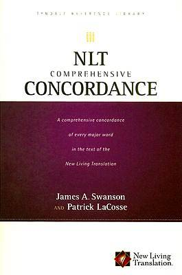 New Living Translation Comprehensive Concordance