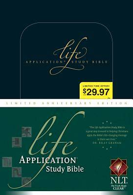 Life Application Study Bible New Living Translation 20th Anniversary Limited Edition