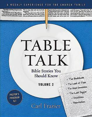 Table Talk Volume 2 - Pastors Program Kit