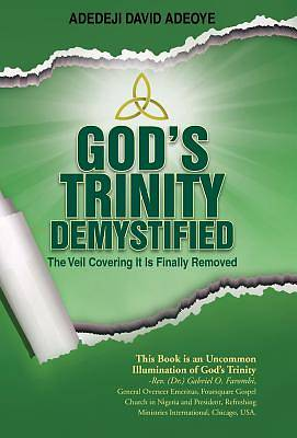 Gods Trinity Demystified