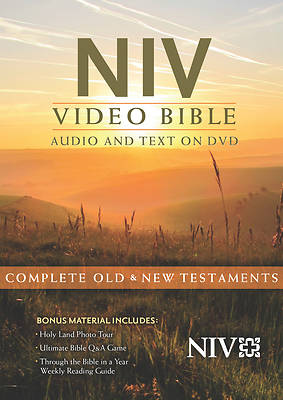 Video Bible-NIV