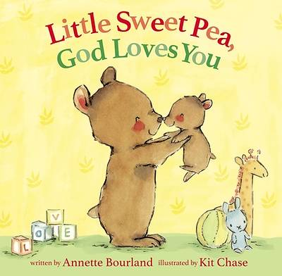 Picture of Little Sweet Pea, God Loves You
