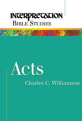 Picture of Interpretation Bible Studies - Acts