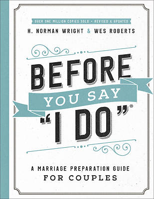 Picture of Before You Say I Do