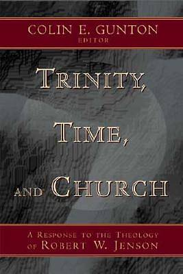 Picture of Trinity, Time, and Church