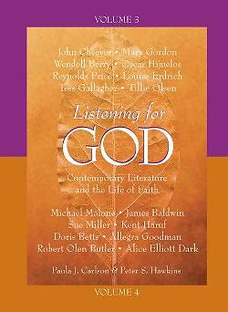 Listening for God Volumes 3-4 DVD