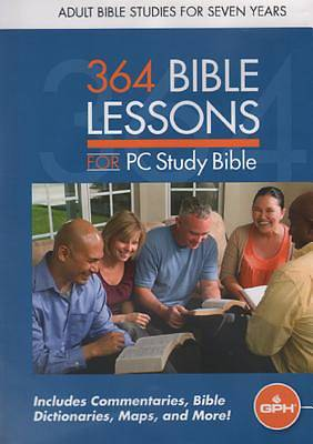 Picture of 364 Bible Lessons for PC Study Bible DVD-ROM