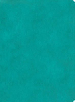 Picture of CSB Apologetics Study Bible, Teal Leathertouch