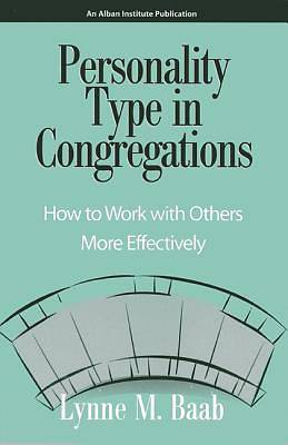 Picture of Personality Types In Congregations