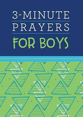 Picture of 3-Minute Prayers for Boys