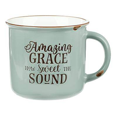 Picture of Camp Mug Chip Amazing Grace Green